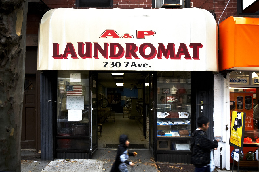 All washed up the american laundromat d foy laundromat nyc by snorri bros solutioingenieria Gallery