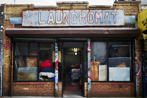 Laundromat / NYC by Snorri Bros.
